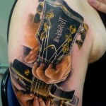 Guitar Tattoos (1)
