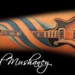 Guitar Tattoos 15 150x150 - Guitar Tattoos Design Ideas Pictures Gallery