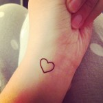 Heart Tattoos 11 150x150 - Heart Tattoos Design Ideas Pictures Gallery