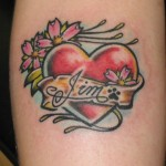 Heart Tattoos (12)