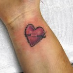 Heart Tattoos 15 150x150 - Heart Tattoos Design Ideas Pictures Gallery