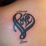 Heart Tattoos 3 150x150 - Heart Tattoos Design Ideas Pictures Gallery
