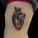 Heart Tattoos 6 150x150 - Heart Tattoos Design Ideas Pictures Gallery