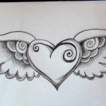 Heart Tattoos 9 150x150 - Heart Tattoos Design Ideas Pictures Gallery