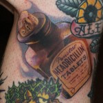 Img247914 HeadricillinFB 150x150 - Bottle Tattoos Design Ideas Pictures Gallery