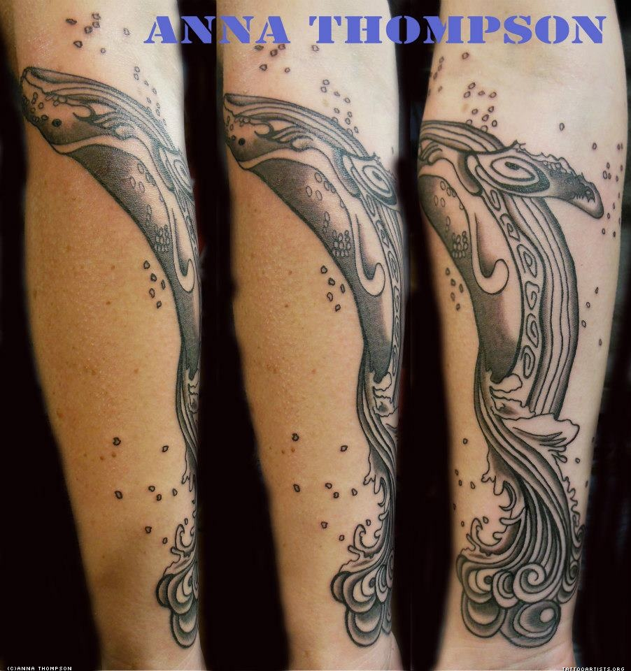 Whale Tattoos Design Ideas Pictures Gallery