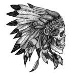 Indian Tattoos (1)