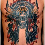 Indian Tattoos 11 150x150 - Indian Tattoos Design Ideas Pictures Gallery