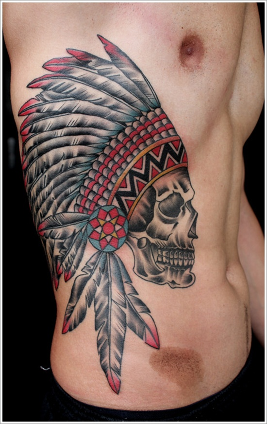 Indian Tattoos Design Ideas Pictures Gallery