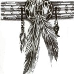 Indian Tattoos 2 150x150 - Indian Tattoos Design Ideas Pictures Gallery