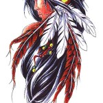 Indian Tattoos 3 150x150 - Indian Tattoos Design Ideas Pictures Gallery