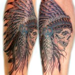 Indian Tattoos 6 150x150 - Indian Tattoos Design Ideas Pictures Gallery