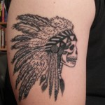 Indian Tattoos 7 150x150 - Indian Tattoos Design Ideas Pictures Gallery