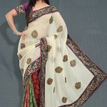 Indian styles banarasi saree 150x150 - Banarasi Saree Design Ideas Pictures Gallery
