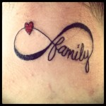 Infinity Tattoos 9 150x150 - Infinity Tattoos Design Ideas Pictures Gallery