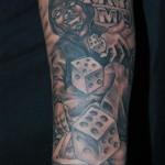 Joker Tattoos 13 150x150 - Joker Tattoos Design Ideas Pictures Gallery