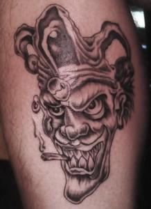 Joker Tattoos (14)