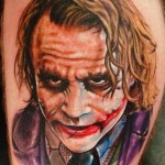 Joker Tattoos 3 150x150 - Joker Tattoos Design Ideas Pictures Gallery