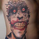 Joker Tattoos 5 150x150 - Joker Tattoos Design Ideas Pictures Gallery
