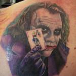 Joker Tattoos 6 150x150 - Joker Tattoos Design Ideas Pictures Gallery
