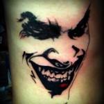 Joker Tattoos 7 150x150 - Joker Tattoos Design Ideas Pictures Gallery