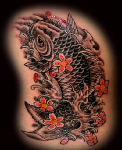 Koi Tattoos (1)