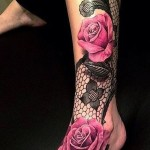 Lace Tattoos (1)