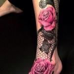 Lace Tattoos (1)