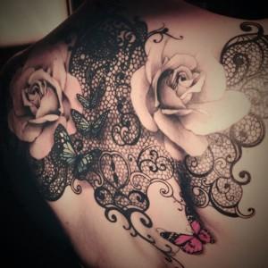 Lace Tattoos (15)