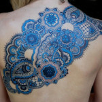 Lace Tattoos 3 150x150 - Lace Tattoos Design Ideas Pictures Gallery