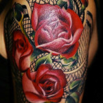 Lace Tattoos 6 150x150 - Lace Tattoos Design Ideas Pictures Gallery