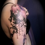 Lace Tattoos (9)