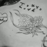 Lady Gaga Tattoos (1)