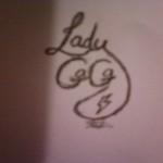 Lady Gaga Tattoos 11 150x150 - Lady Gaga Tattoos Design Ideas Pictures Gallery