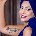 Lady Gaga Tattoos 2 150x150 - Lady Gaga Tattoos Design Ideas Pictures Gallery