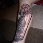 Lady Gaga Tattoos 3 150x150 - Lady Gaga Tattoos Design Ideas Pictures Gallery