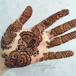 Latest Mehndi Design 2014 5 150x150 - Mehndi Designs Ideas Pictures Gallery