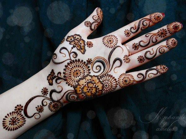 Mehndi Designs Ideas Pictures Gallery