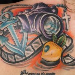 Lemon Tattoos 5 150x150 - Lemon Tattoos Design Ideas Pictures Gallery