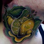 Lemon Tattoos 7 150x150 - Lemon Tattoos Design Ideas Pictures Gallery