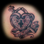 Lock Tattoos (13)