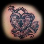 Lock Tattoos (13)
