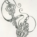 Lock Tattoos 6 150x150 - Lock Tattoos Design Ideas Pictures Gallery