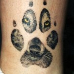 Pawn and Wolf Tattoo 150x150 - Wolf Tattoos Design Ideas Pictures Gallery