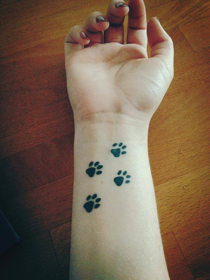 100's of Wrist Tattoo Design Ideas Picture Gallery