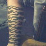 Zebra Tattoos 68 150x150 - Zebra Tattoos Design Ideas Pictures Gallery