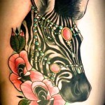 a5cc887d6ae0c370fa0ce8db1f83250c 150x150 - Zebra Tattoos Design Ideas Pictures Gallery
