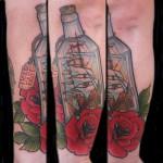 bbffac32261c5f2d8cd09b5b67513b50 150x150 - Bottle Tattoos Design Ideas Pictures Gallery