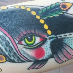 cf0b68e42e165b415f8f62ba1dffa284 150x150 - Whale Tattoos Design Ideas Pictures Gallery