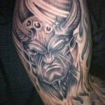 demon tattoo (1)